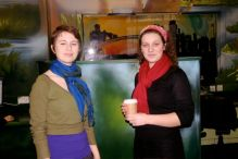 mentors, Chloe, Jonella
