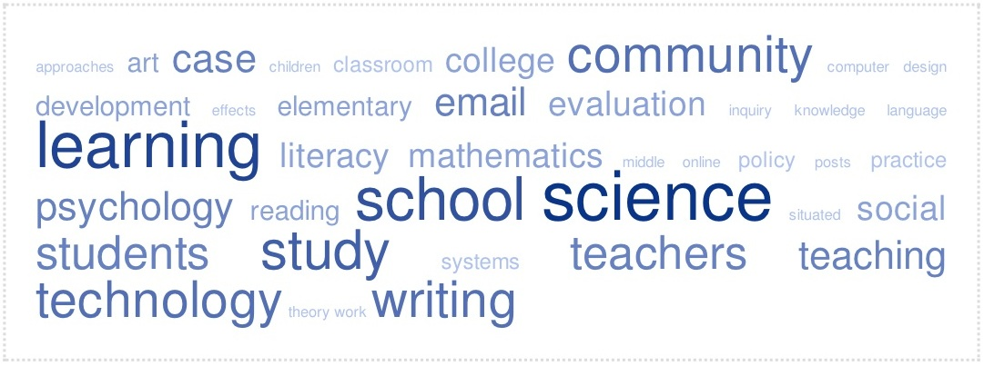 ph d dissertation library science