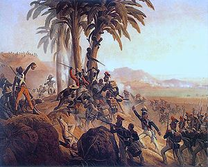 Revolution in Saint Domingue