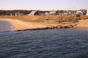 Mayo Beach, with groin