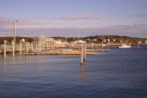 Wellfleet marina