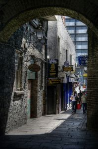 Merchant's Arch, Temple Bar
