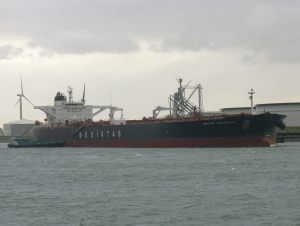Russian oil tanker