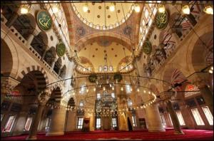 Kılıç Ali Paşa Camiii dome