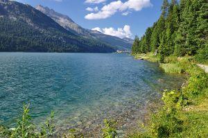Lake Silvaplana