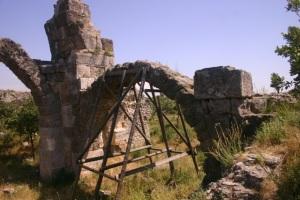 Alexandria Troas restoration