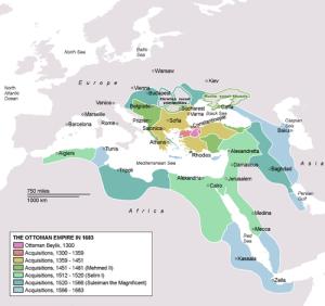Ottoman Empire, 1683