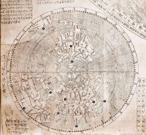 Matteo Ricci map, 1602