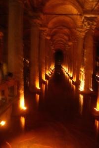 Basilica cistern, İstanbul