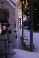 Seasonal stalactite