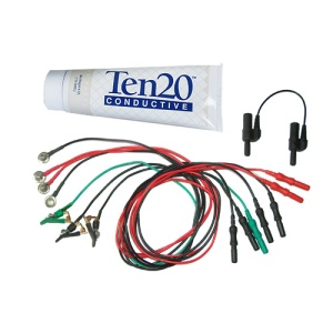 Electrode kit for EEG