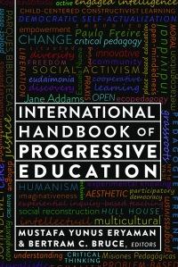 International Handbook of Progressive Education cover