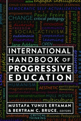 International Handbook of Progressive Education cover