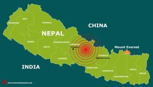 Earthquake response in Nepal