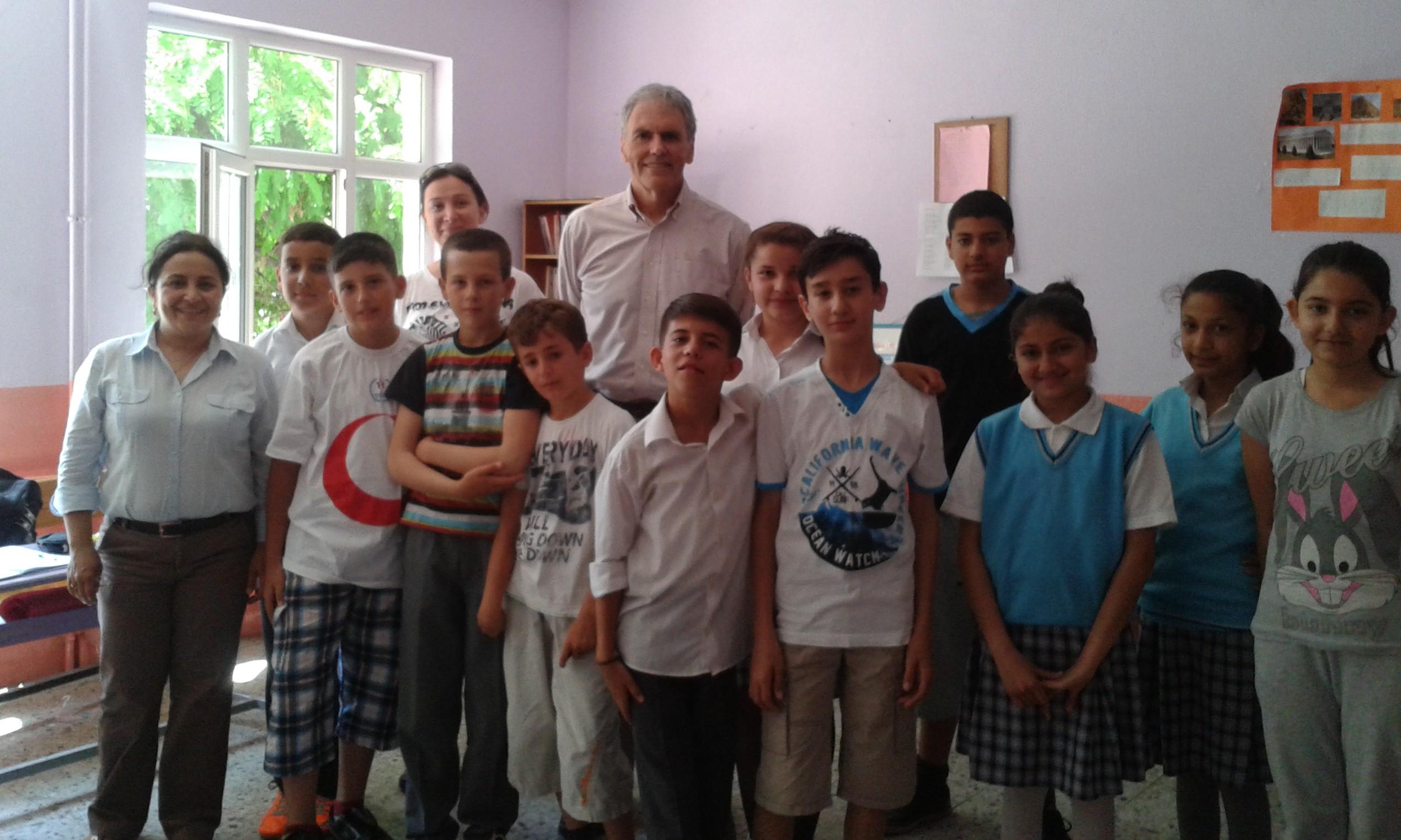 Turgut Reis school