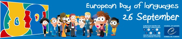 From the European Day of Languages website