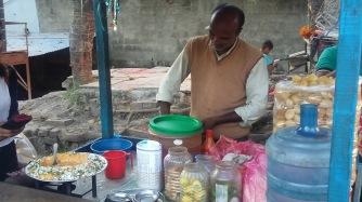Panipuri maker