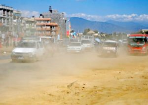 The Himalayan Times: Plan to repair valley roads within a month