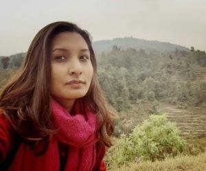 Nija Maharjan