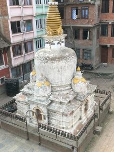 Dhumbahal stupa, Patan