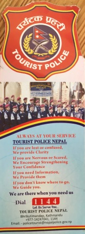 Tourist Police Nepal