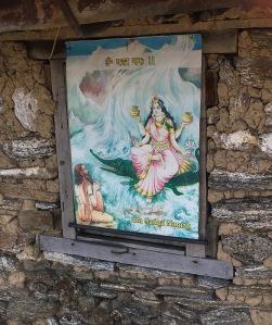 At Shivapuri peak