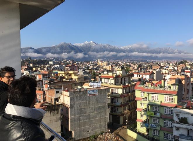 Chandragiri Hills